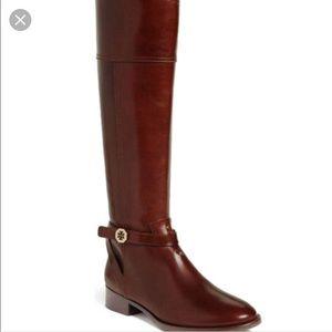 NIB Tory Burch Sienna Riding Boots